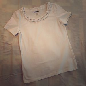Talbots XS Cotton T-Shirt